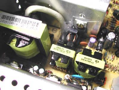 开关电路的核心部件——高频变压器