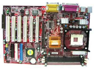 微星845pe max主板