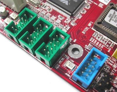 新鲜出炉-微星845pe max2主板测试