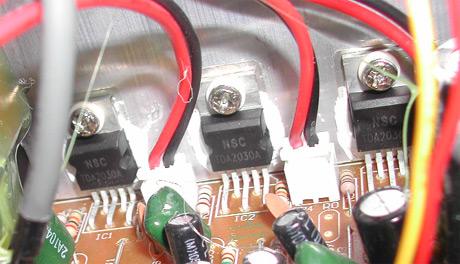 4558d电路图; 2.1音响2030电路图2.1音响电路图 2030功放电路图1;