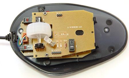 联想鼠标内部接线图